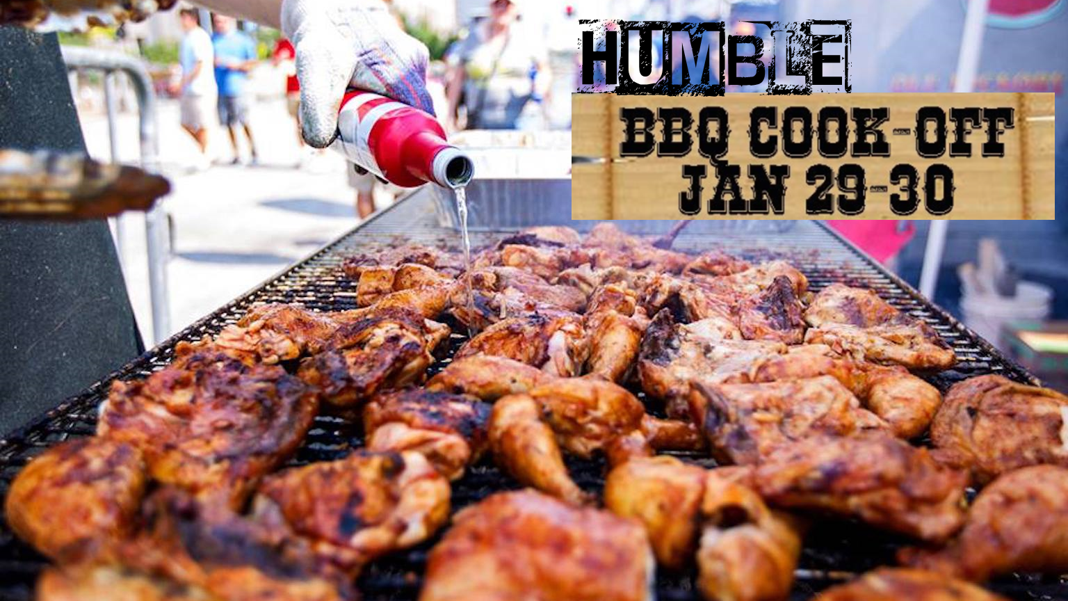HUMBLE BBQ COOK-OFF