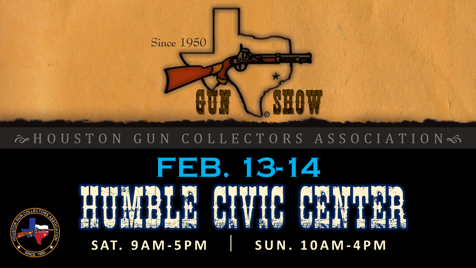 HGCA GUN SHOW