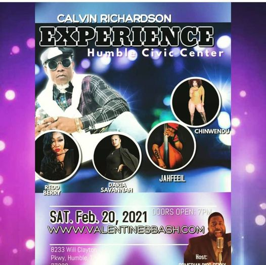 VALENTINE'S BASH by Manley Productions