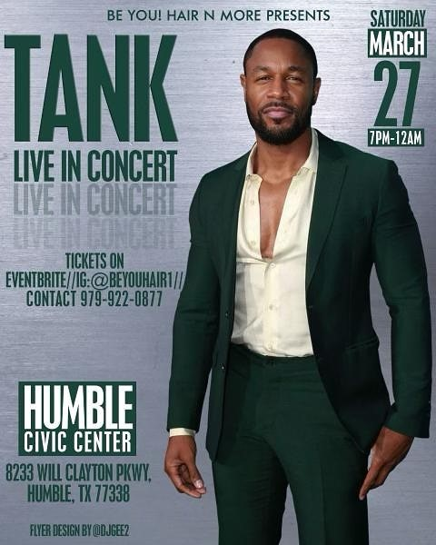 TANK - Live In Concert