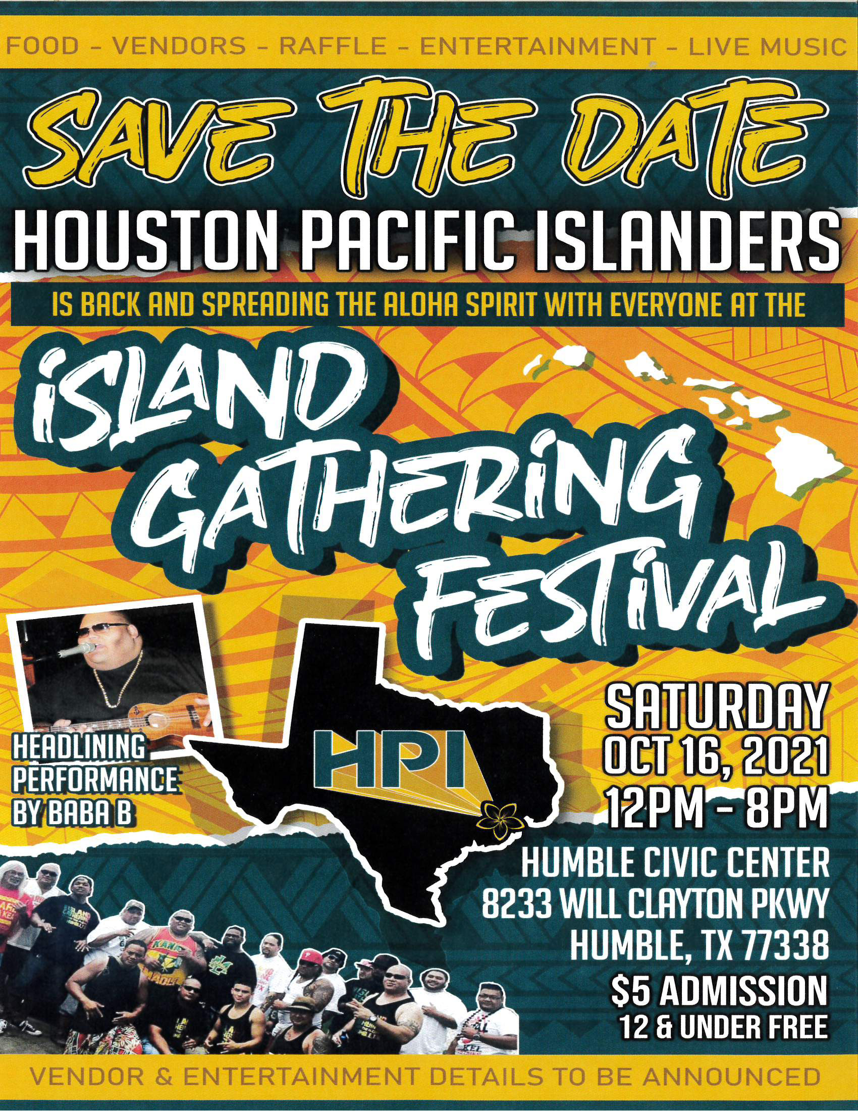 PACIFIC ISLANDERS FESTIVAL